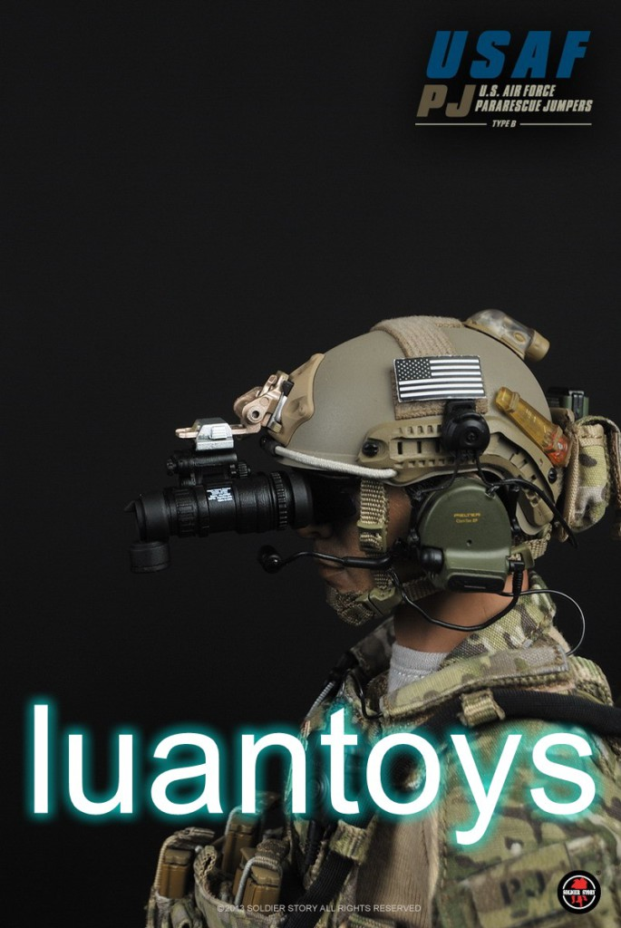SOLDIER STORY USAF PJ (US AIR FORCE PARARESCUE JUMPERS) 美國空軍救援小組(TYPE B)-13