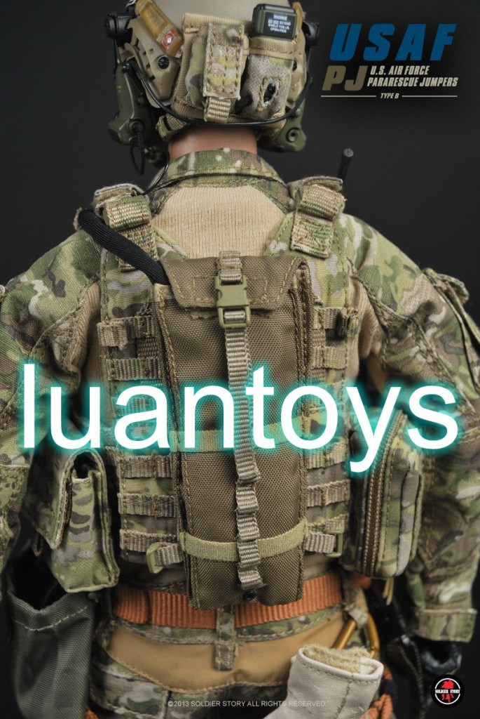 SOLDIER STORY USAF PJ (US AIR FORCE PARARESCUE JUMPERS) 美國空軍救援小組(TYPE B)-21