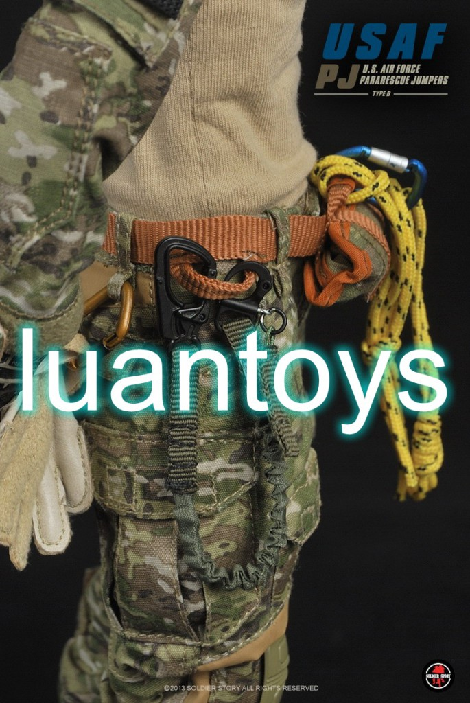 SOLDIER STORY USAF PJ (US AIR FORCE PARARESCUE JUMPERS) 美國空軍救援小組(TYPE B)-22