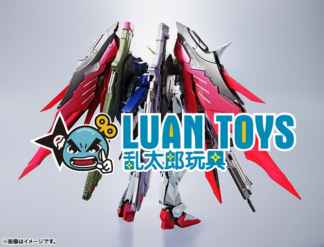 BANDAI METAL BUILD GUNDAM SEED DESTINY 機動戰士鋼彈 SEED DESTINY - ZGMF-X42S DESTINY GUNDAM 命運鋼彈-02