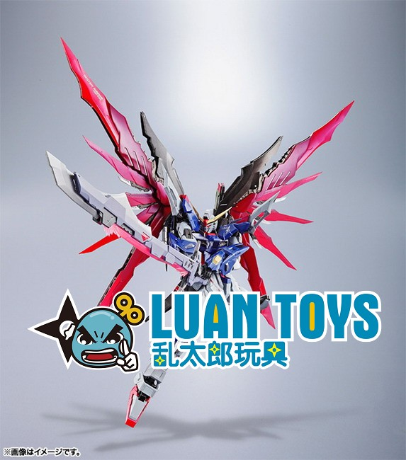 BANDAI METAL BUILD GUNDAM SEED DESTINY 機動戰士鋼彈 SEED DESTINY - ZGMF-X42S DESTINY GUNDAM 命運鋼彈-03
