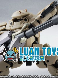 BANDAI 魂商店限定 ROBOT魂 FULL METAL PANIC ANOTHER 驚爆危機 - RK-02 SCEPTER 重武裝(三條旭專用機)-02