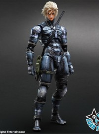 SQUARE ENIX PLAY ART 改 METAL GEAR SOLID 2 SONS OF LIBERTY 特攻神諜 2 自由之子 - RAIDEN 雷電-05