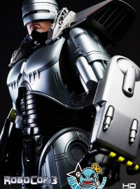 ENTERBAY HD ROBOCOP 3 機器戰警 3 - ROBOCOP 機器戰警、 MURPHY 墨菲(PETER WELLER 彼得威勒飾演)-01
