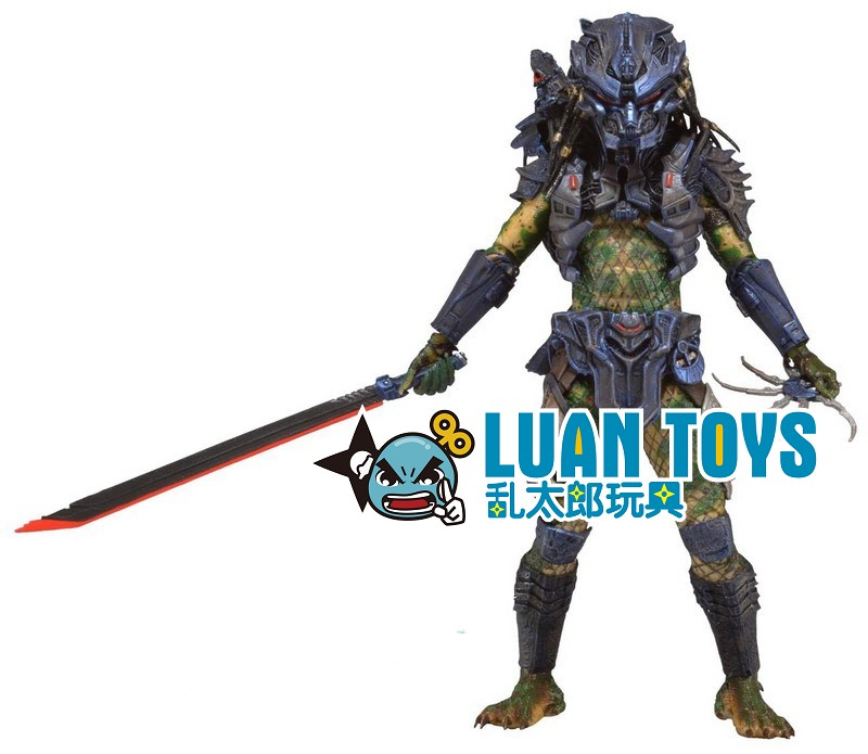 NECA PREDATORS 終極戰士 - BATTLE ARMOR LOST PREDATOR 失落終極戰士(戰甲版Ver.)-03
