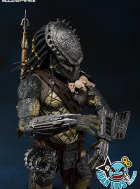 BANDAI S.H.MonsterArts AVP ALIEN V.S PREDATORS 異形戰場 - PREDATORS 終極戰士-01