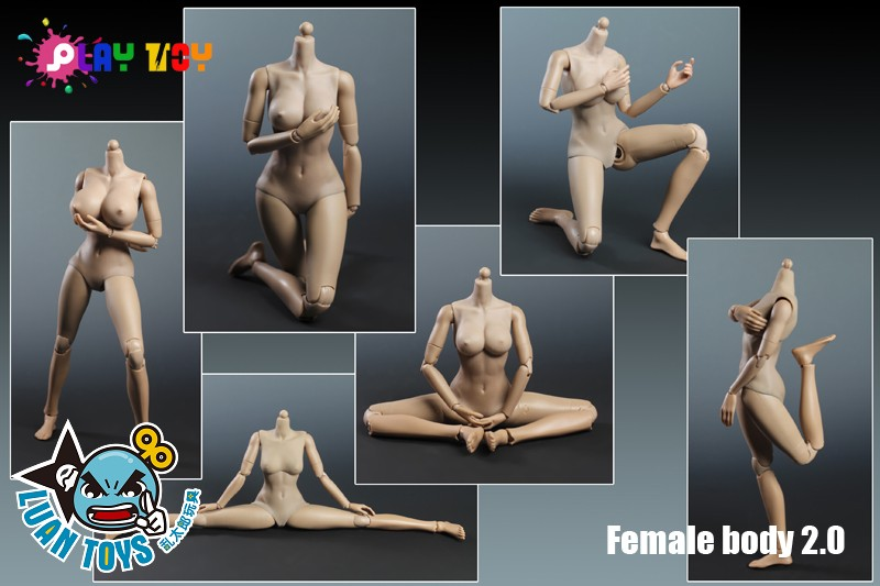 Play toy female body right! seems