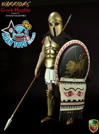 ACI WARRIORS GREEK ARMY GROUP 希臘軍團 - HOPLITE 重甲步兵(A款)-09