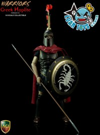 ACI WARRIORS GREEK ARMY GROUP 希臘軍團 - HOPLITE 重甲步兵(C款)-05