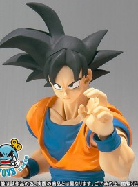 BANDAI 魂商店限定 S.H.Figuarts DRAGON BALL KAI 七龍珠 改 - 孫悟空-02