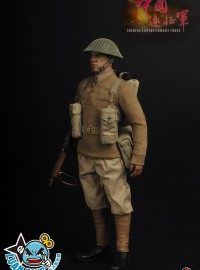 SOLDIER STORY CHINESE EXPEDITIONARY FORCE、CEF 中國遠征軍-02