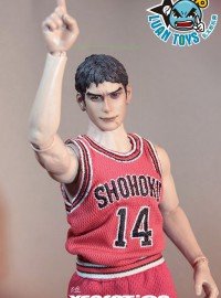 XENSATION COLLECTIBLE SLAM DUNK 灌籃高手 - 湘北高中 MITSUI HISASHI 三井壽-01