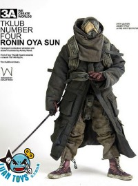 3A TOYS THREE A TOYS TOMORROW KING - RONIN TK OYA SUN 浪人明日帝-02