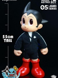 ZC WORLD ASTRO BOY JUMBO SERIES 05 - ASTRO BOY 原子小金剛(大型版第5彈 - 運動服版Ver.)-01