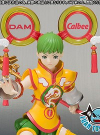 BANDAI 魂商店限定 S.H.FIGUARTS TIGER & BUNNY - DRAGON KID 龍之子-02