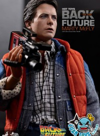 HOT TOYS BACK TO THE FUTURE 回到未來 - MARTY McFLY 馬帝麥佛萊(MICHAEL FOX 麥可福克斯飾演)-04