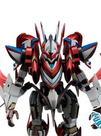 MEGA HOUSE VARIABLE ACTION MAJESTIC PRINCE 銀河機攻隊 莊嚴皇子 - AHSMB-005 RED FIVE-LEADER 指揮泛用型(日立出專用機)-01