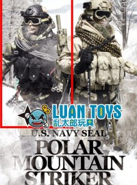 VERY HOT US NAVY SEAL POLAR MOUNTAIN STRIKER 美國海軍特種部隊海豹部隊極地山岳兵(叢林迷彩版Ver.)-01