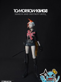 3A TOYS THREE A TOYS TOMORROW QUEENY - SEARCH AND DESTROY UKTQ 明日后-01