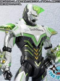 BANDAI 魂商店限定 S.H.Figuarts TIGER & BUNNY - WILD TIGER STYLE 2 狂野之虎 STYLE 2、鏑木.T.虎徹(THE RISING 劇場版Ver.)-05