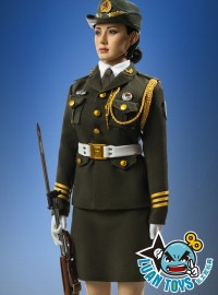 PHICEN PL2014-30 FEMALE HONOR GUARD FROM CHINA ARMY 中國陸軍儀仗女兵-06