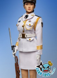 PHICEN PL2014-31 FEMALE HONOR GUARD FROM CHINA NAVY 中國海軍儀仗女兵-06