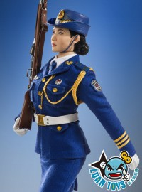 PHICEN PL2014-32 FEMALE HONOR GUARD FROM CHINA FORCE 中國空軍儀仗女兵-04