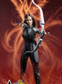 PLAY TOY P008 THE HUNGER GAMES 飢餓遊戲 - KATNISS EVERDEEN 凱妮絲艾佛丁(JENNIFER LAWRENCE 珍妮佛勞倫斯飾演)-02
