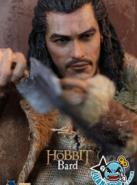 ASMUS THE HOBBIT THE DESOLATION OF SMAUG 哈比人 荒谷惡龍 - BARD 巴德(LUKE EVANS 路克伊凡斯飾演)-01