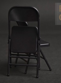CRAFTONE 003B BLACK FOLDING CHAIR 黑色折椅配件組-02