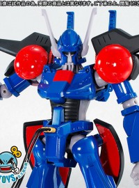 BANDAI 魂商店限定 ROBOT魂 HEAVY METAL 重戰機 L-GAIM - BATSHU 巴修(EX13 Ver.)-03