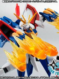 BANDAI 魂商店限定 ROBOT魂 MOBILE FIGHTER G GUNDAM 機動武鬥傳G 鋼彈 - GOD GUNDAM 神威鋼彈(OPTION PARTS SET 特效配件組)-02