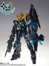 BANDAI G.F.F GUNDAM FIX FIGURATION METAL COMPOSITE 機動戰士鋼彈 UC - BANSHEE 報喪女妖(ROUSE DRIVE 覺醒模式Ver.)-01