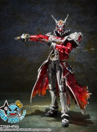 BANDAI S.I.C KAMEN RIDER WIZARD 假面騎士 魔法使 - WIZARD 魔法使(FLAME DRAGON 火龍形態)-03