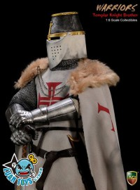 ACI WARRIORS CRUSADER TEMPLAR KNIGHTS 十字軍聖殿騎士 - TEMPLAR KNIGHT BROTHER 貴族聖殿騎士-03