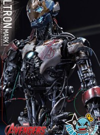 HOT TOYS MARVEL AVENGERS AGE OF ULTRON 復仇者聯盟 2 奧創紀元 - ULTRON MARK I 奧創 MK1-06