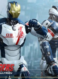 HOT TOYS MARVEL AVENGERS AGE OF ULTRON 復仇者聯盟 2 奧創紀元 - IRON LEGION 鋼鐵軍團-02
