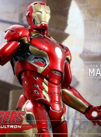 HOT TOYS MARVEL AVENGERS AGE OF ULTRON 復仇者聯盟 2 奧創紀元 - MARK XLV、MARK 45、馬克 45(合金版)-03