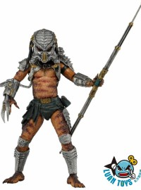NECA PREDATORS 終極戰士 - CRACKED TUSK PREDATOR 碎獠牙終極戰士-03