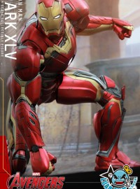 HOT TOYS MARVEL AVENGERS AGE OF ULTRON 復仇者聯盟 2 奧創紀元 - MARK XLV、MARK 45、馬克 45-08