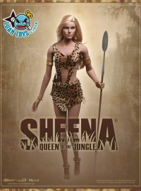 PHICEN PL2014-50 QUEEN OF THE JUNGLE 叢林女王 - SHEENA 希娜