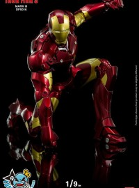 KING ARTS DSF016 MARVEL IRON MAN 鋼鐵人 - MARK III、MARK 3、馬克 3-07