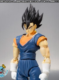 BANDAI 魂商店限定 S.H.Figuarts DRAGON BALL Z 七龍珠 Z - VEGET 貝吉特、悟達爾-02