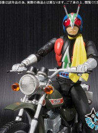 BANDAI 魂商店限定 S.H.Figuarts KAMEN RIDER V3 假面騎士 V3 - RIDERMAN 騎士人 & RIDERMAN MACHINE 專用機車)-02