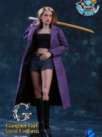 VIKING FS007 GANGSTER GIRL AGENT UNIFORM 紫色太妹特攻服-02