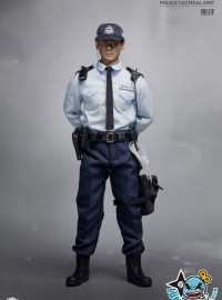 ZC WORLD POLICE TACTICAL UNIT 警察機動部隊 - 黑仔-01