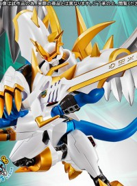BANDAI 魂商店限定 S.H.Figuarts DIGIMON ADVENTURE 02 數碼寶貝大冒險02 - IMPERIALDRAMON 皇帝龍獸(PALADIN MODE 聖騎士形態)-04