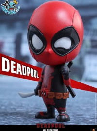 HOT TOYS COSBABY MARVEL DEADPOOL 惡棍英雄 死侍 - DEADPOOL 死侍-05