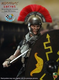 ACI WARRIORS ROMAN REPUBLIC CENTURION OF LEGIO XIII GEMINA 羅馬共和第十三組合軍團百夫長 - LUCIUS 盧修斯-10
