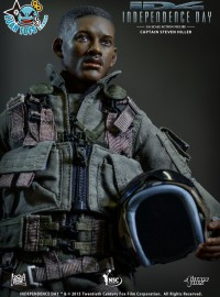 ACTION TOYS INDEPENDENCE DAY ID4 星際終結者 - STEVEN HILLER 史蒂文希勒(WILL SMITH 威爾史密斯飾演)-02